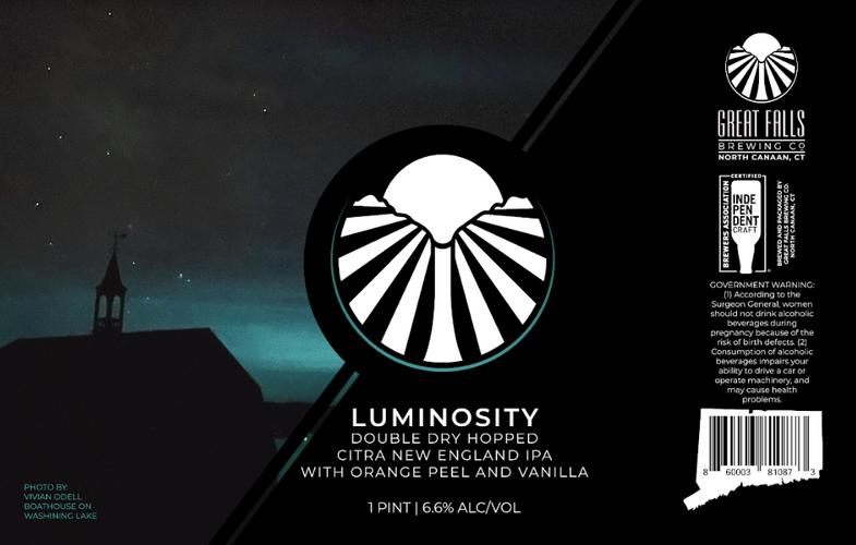 Luminosity Label