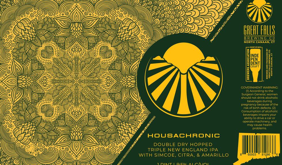 Housachronic; Triple IPA