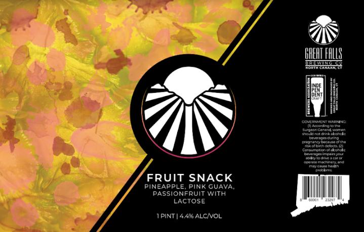FruitSnack #2 Label