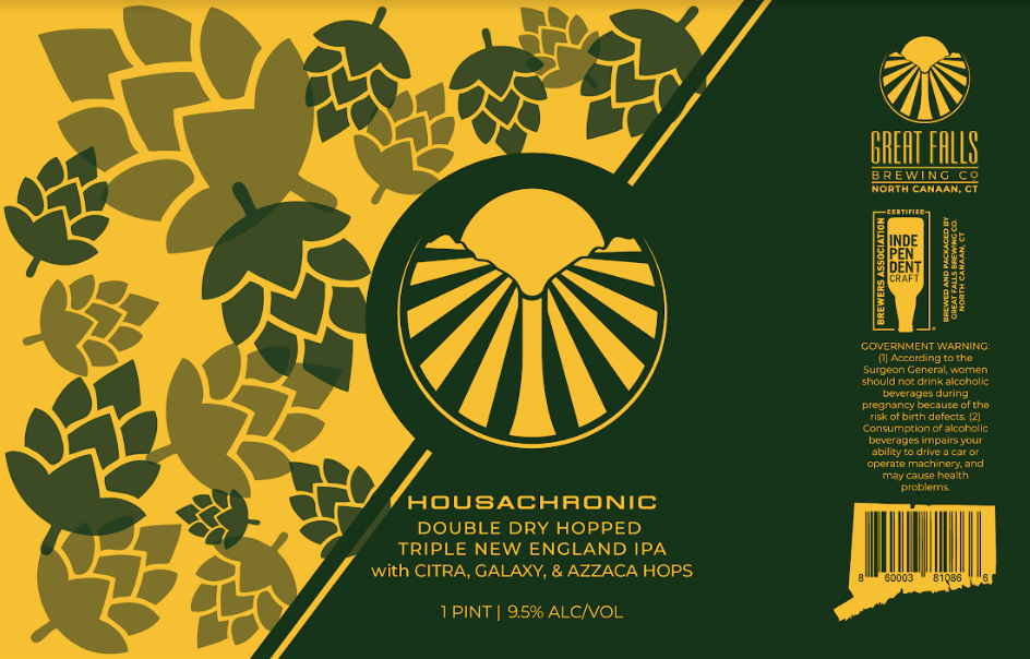 Housachronic Label