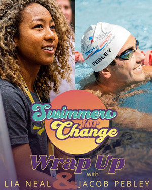 Swimmers for Change Ad