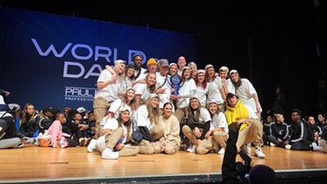 World of Dance 3e place (2019)