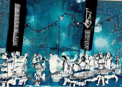 Oxford Street Tide A5 artwork: 8