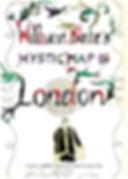 Mystic Map of London bookjacket cover.jp