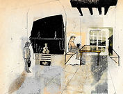 maurice and traveller in cottage.jpg