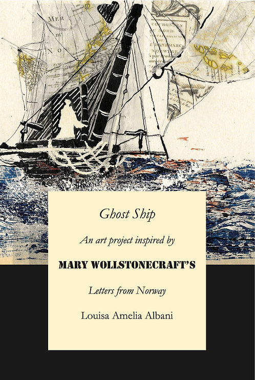 Ghost Ship pamphlet