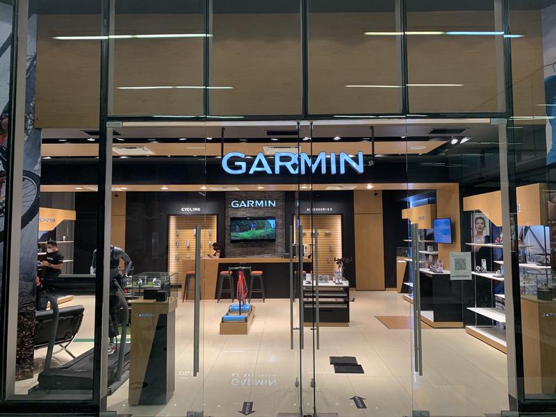 Garmin Plaza Carso