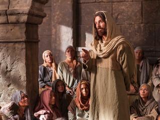 JESUS NÃO TINHA RELIGIÃO, JESUS PREGAVA O AMOR