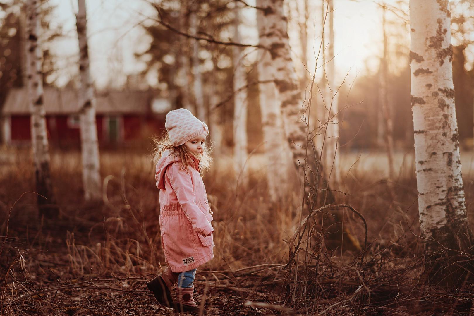 lapsikuvaus, miljöökuvaus