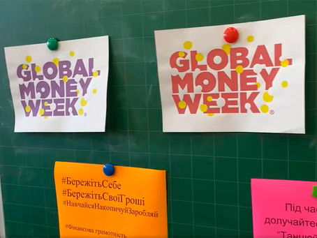Global Money Week | MoneyMan