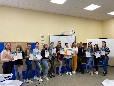Приватна школа «МудрАнгелики» особливу увагу приділяє вивченню іноземних мов!