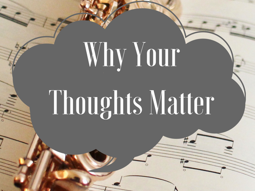 Why Your Thoughts Matter