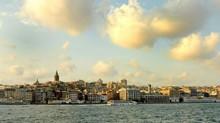 Vardım geldim İstanbul'a..