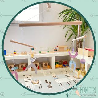 Mon tipi Montessori Espace Nido 1