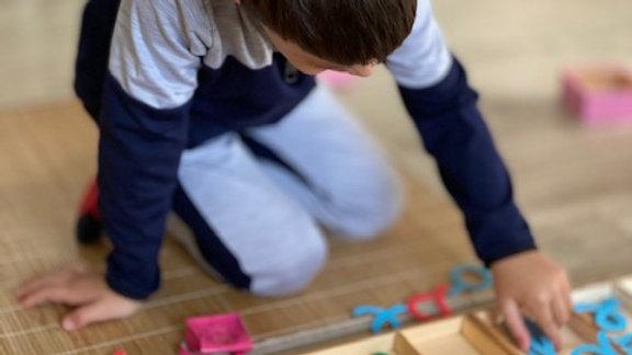 Offrir une ou plusieurs séance(s) Montessori 3/9 ans