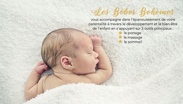 Atelier Portage & Sommeil