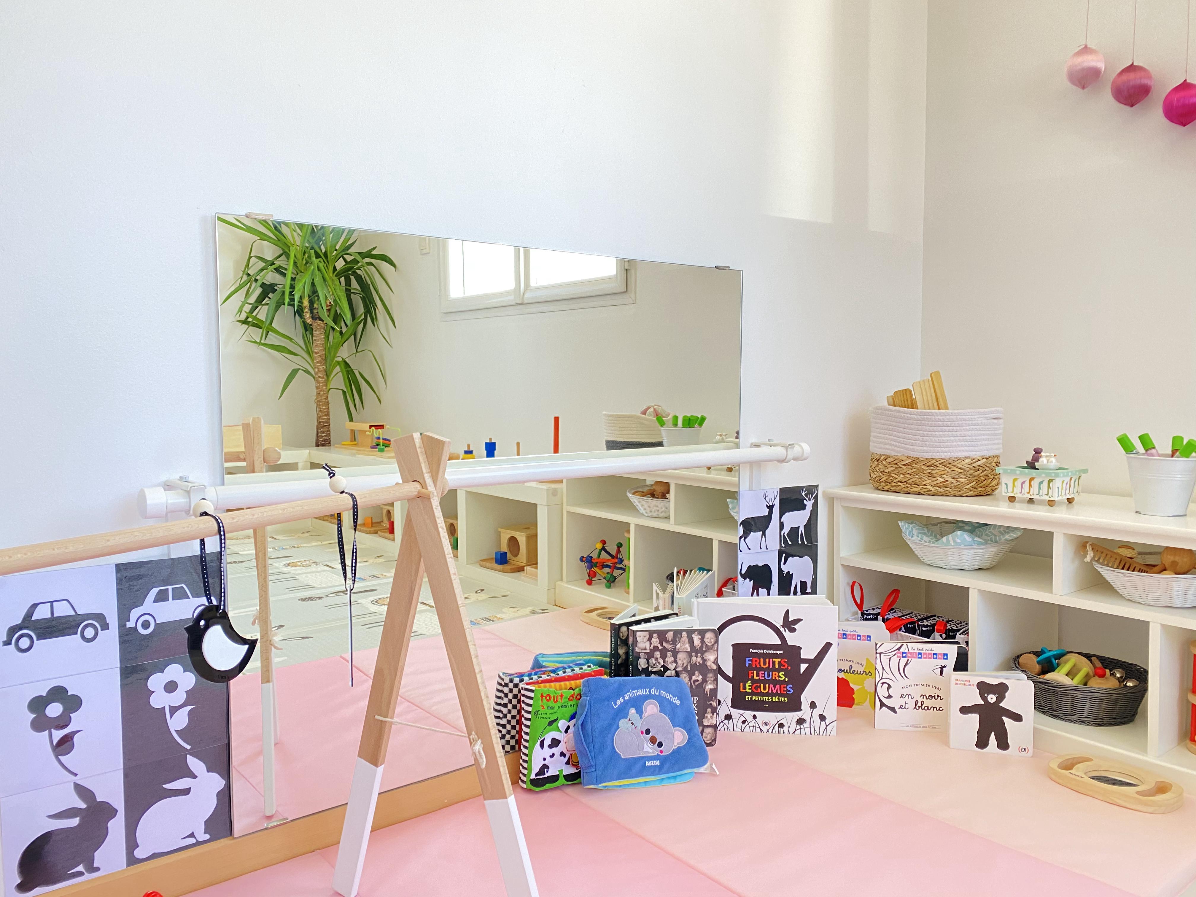Ateliers Montessori 0/3ans (parents)