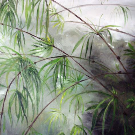 Neblina en el bosque tropical