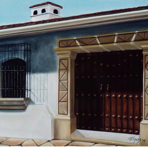 Casa en Antigua