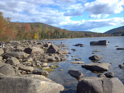 Go fishing on Richardson Lake