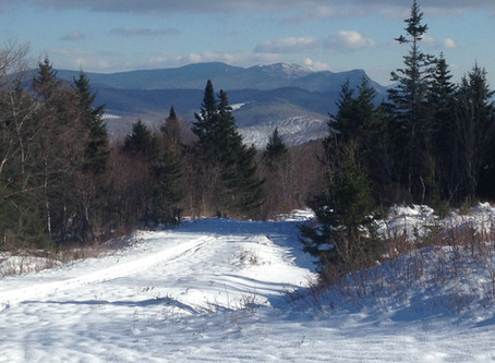 The Best Kept Snowmobiling Secret  in Maine