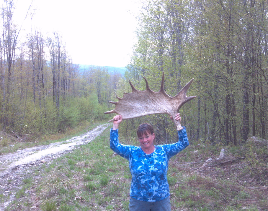 THE BIGGEST ONE I EVER FOUND