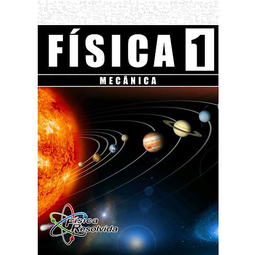 Livro Física 1 - Mecânica