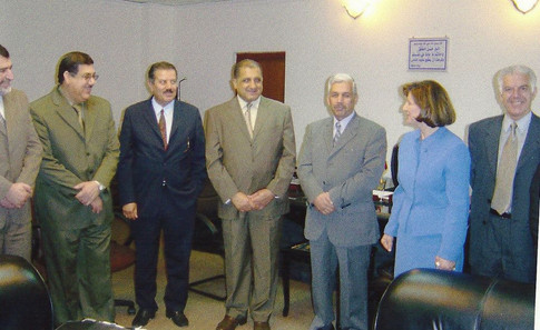 في وزارة التعليم العالي العراقيه