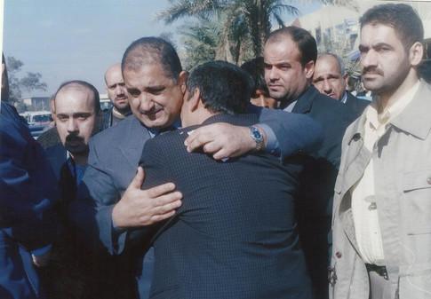 تشييع جنازه الشهيد عبد اللطيف المياح