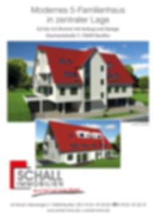 Exposé für Schall Immobilien - Modernes Wohnen in Neuffen