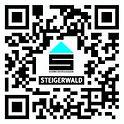 QR-Code Steigerwald wohnbau Immobilien Ostfildern