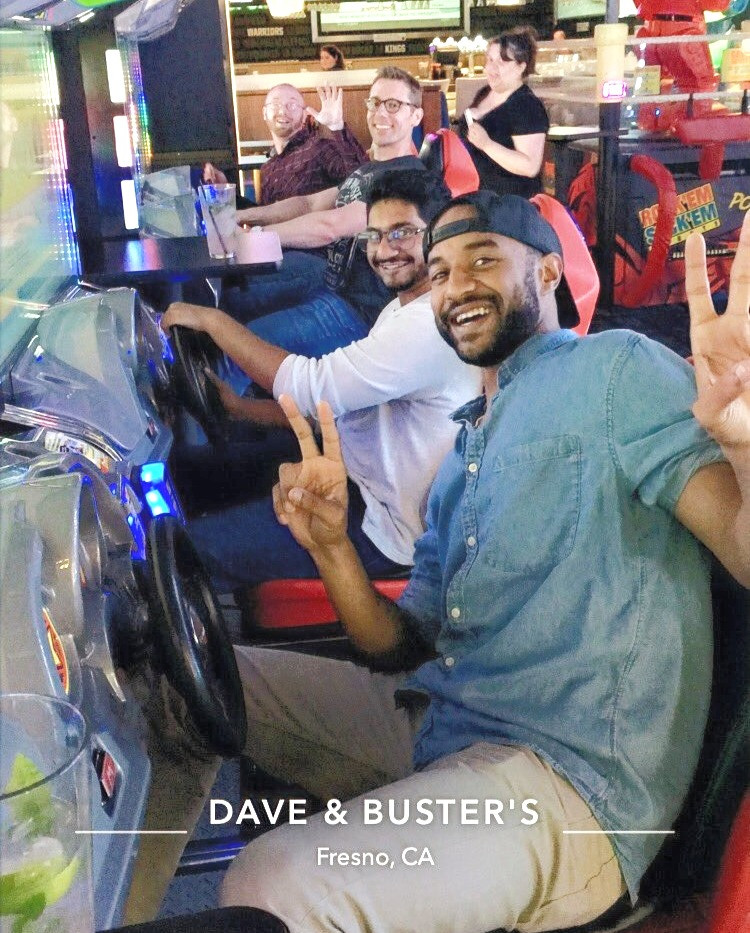 Dave & Buster's - 2018