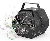 bubble machine to hire