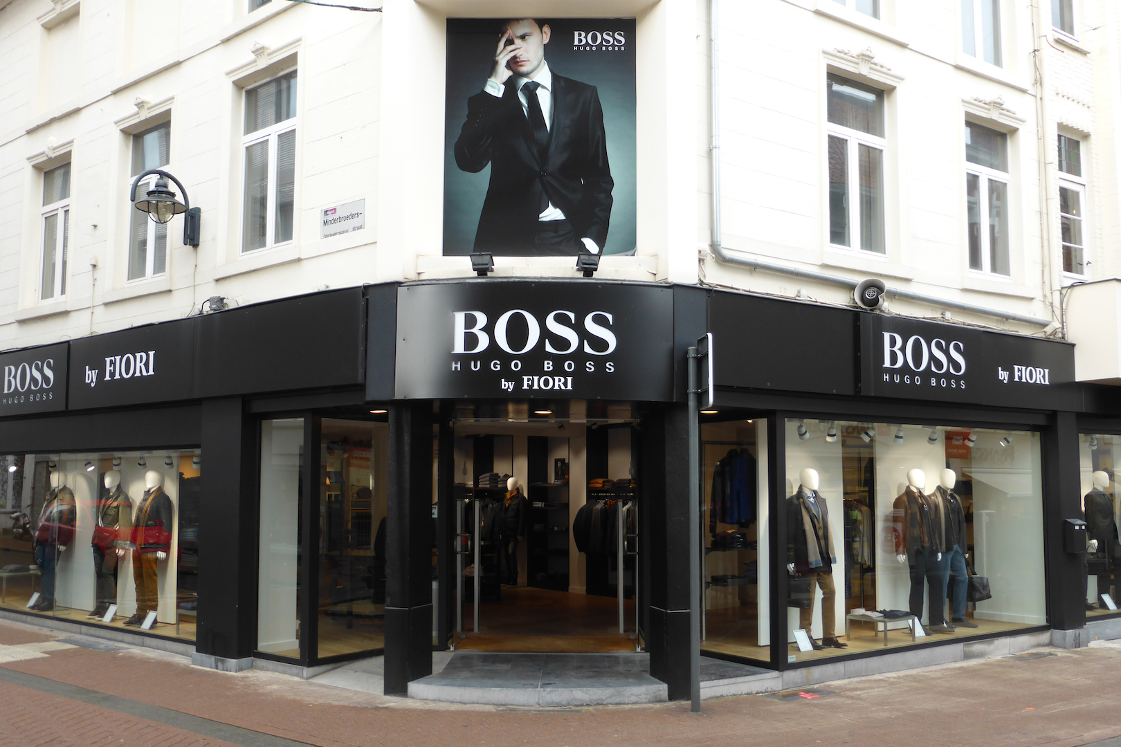 BNR Products-Hugo Boss storefront-1080p