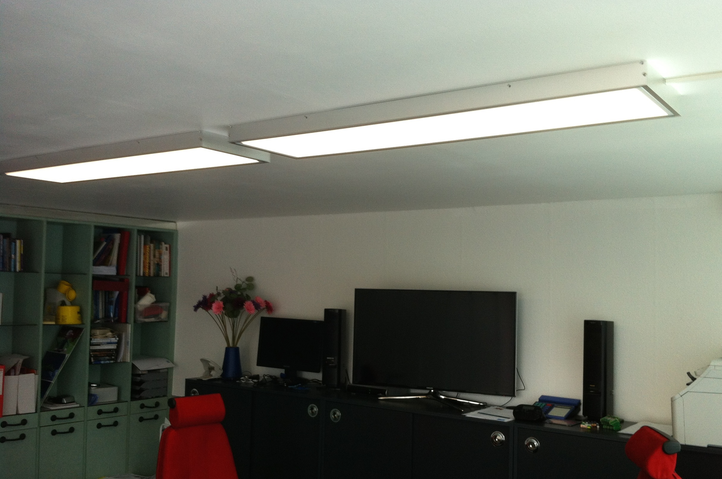 BNR Products-Tandarts De Boeck-Mol - Led panelen