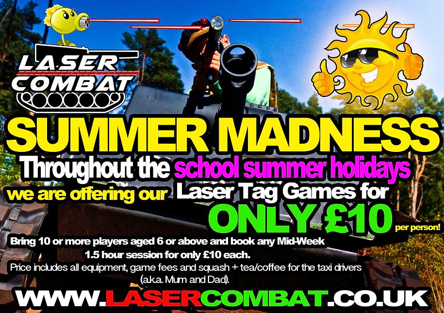 Summer Madness Deal 2015