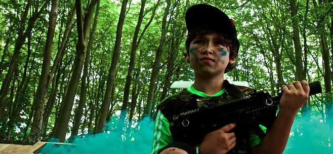 Kids Laser Tag Norfolk