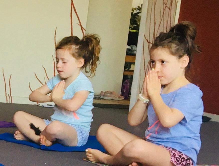 3 - 7 y.o. Children's Yoga Class