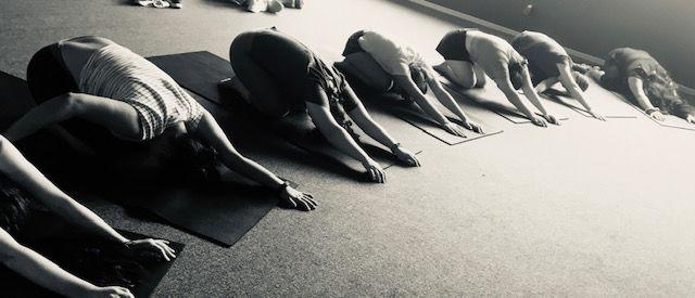 12 - 17 y.o. Children's Yoga Class