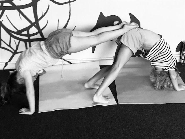 7 - 12 y.o. Children's Yoga Class