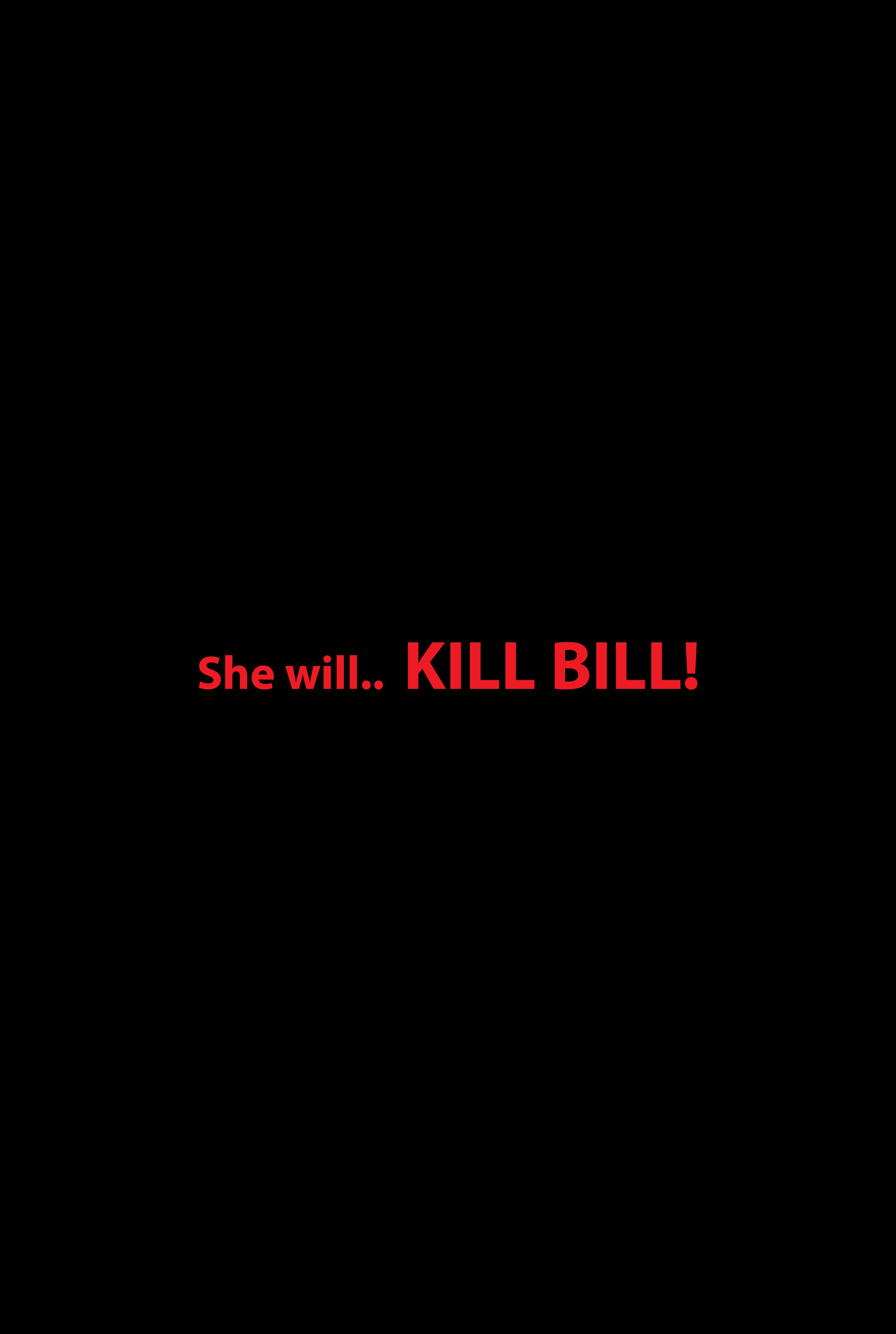 KILL BILL TEXT-10 end