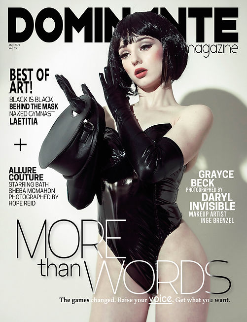DOMINANTE French Mag Main ISSUE Vol 05 M