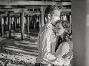 Sarah & Andrew   Santa Monica Pier