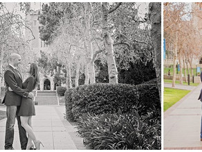 Engagement Session | UCLA | Los Angeles, Ca.