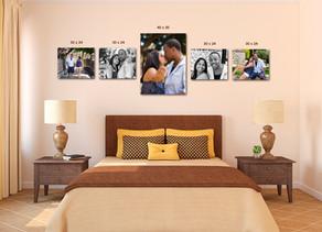 Displaying Your Portraits
