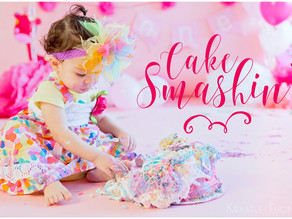 Cake Smash Tips | Riverside Photographer | Krystle Thomas Photography