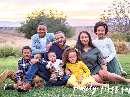 Family First | Riverside Photographer | Krystle Thomas Photography