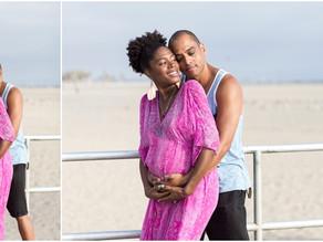 Beach Maternity | Venice Beach, Ca. Photographer