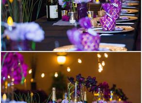 A Passion Purple Birthday | Lancaster, Ca.