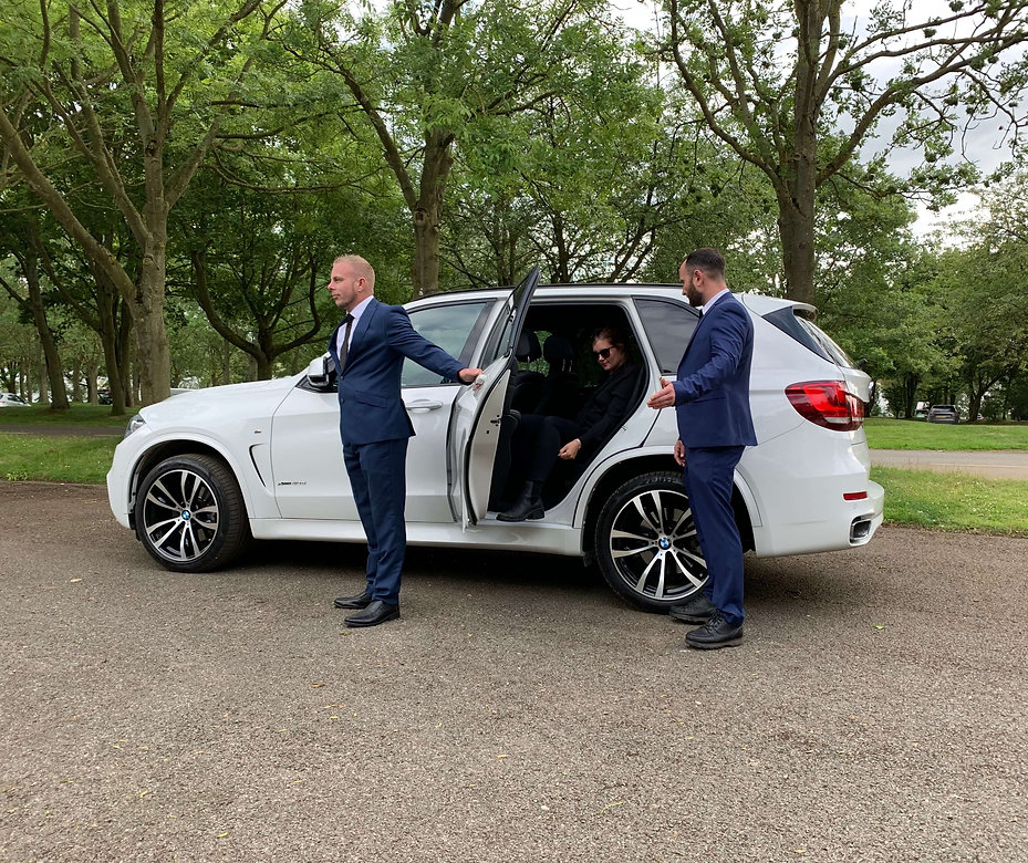 Close Protection Services UK